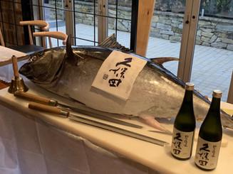 Celebrating Tuna