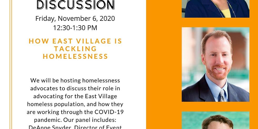 Quarterly Webinar: How East Village is Tackling Homelessness