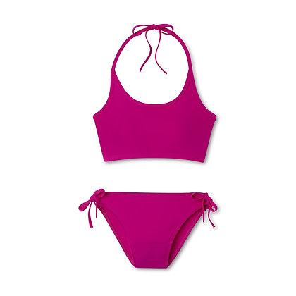 Period Swimwear Tank Set | Pink Sand & Beach