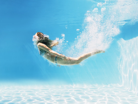 Relax, You Can Go Swimming With A Pad