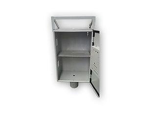 gabinete bateria solar pichonera