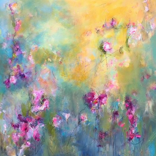 "Carrie Clayden - Springtime Romance 30x30"""