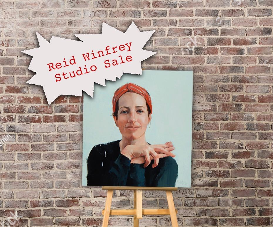 Reid Winfrey Studio Sale