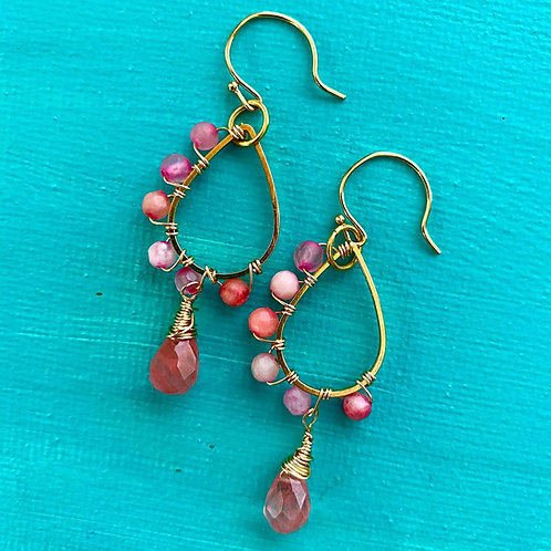 Cherry Picked Earrings