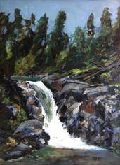 Jim Potterton, McCloud River Falls