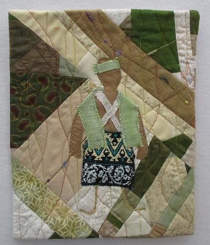 Ann Baldwin May - Spring Field, 12x10