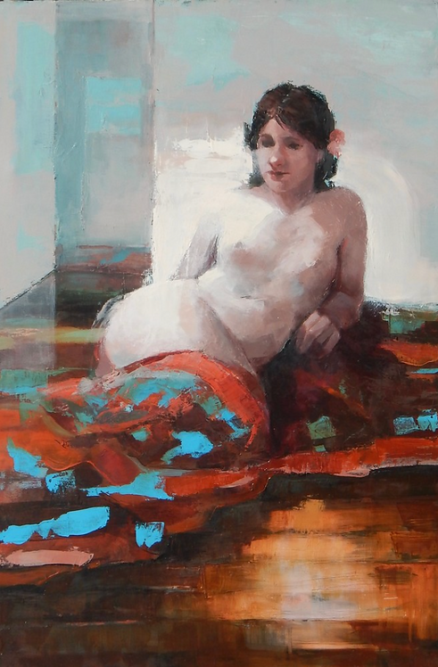 Reid Winfrey - Reclining Figure