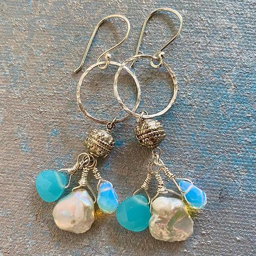 Heavenly Hues - Earrings