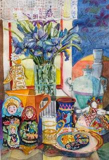 Sally Bookman - Sveta's Cottage