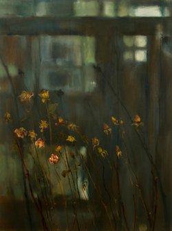 Margaret Rinkovsky Evening View with Ros