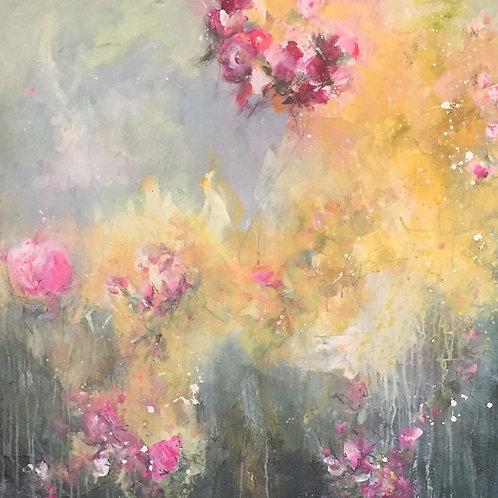 """Carrie Clayden - Joyous Light 36x36"""""""