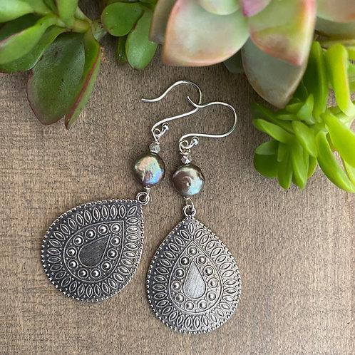 Beachy Boho Earrings
