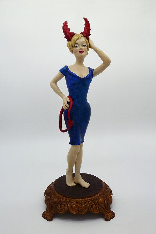 Rose Sellery - Devil in a Blue Dress