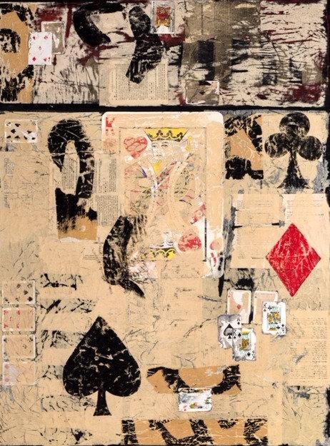 Lorraine Lawson - All In, 48x36