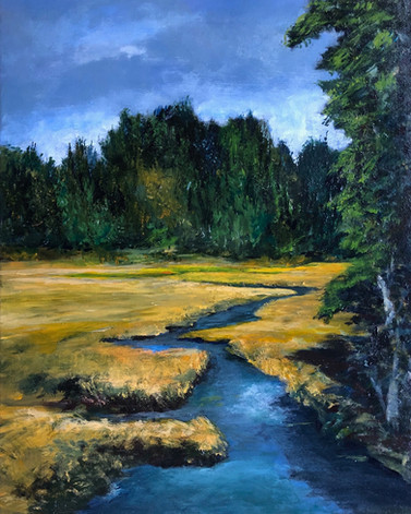 SOLD - Jim Potterton, Lassen Meadow