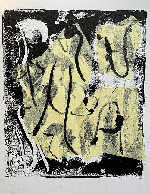 "Josie Lorca - A-Z No. 5 11x14"""
