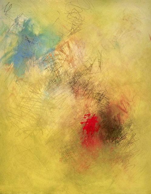"Beth Shields - Ode to Spring, 28 x 22"""
