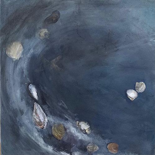 Margaret Rinkovsky - The Seasons, Summer, 24 x 23
