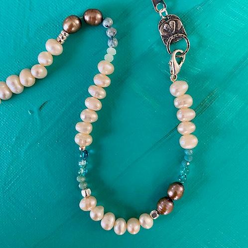 Sand & Sea Necklace