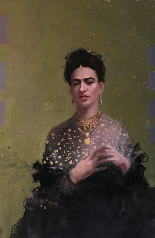 Reid Winfrey Frida 36x24 $2800