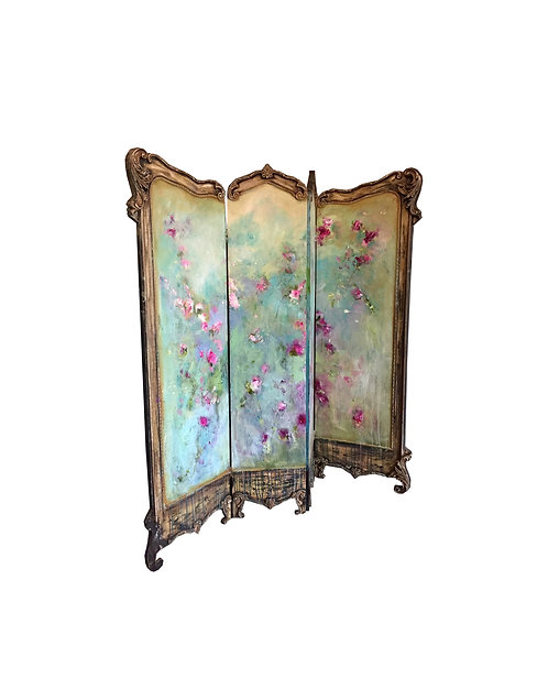 Carrie Clayden - Painted Screen (SOLD)