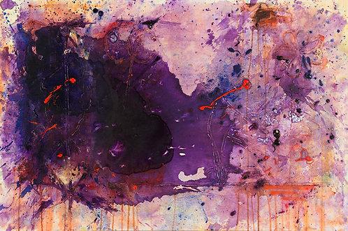 """Lou Bermingham - The Passion 24x36"""""""