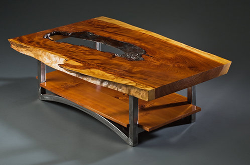 Andy Orsini - Redwood Coffee Table, 40x22x18""