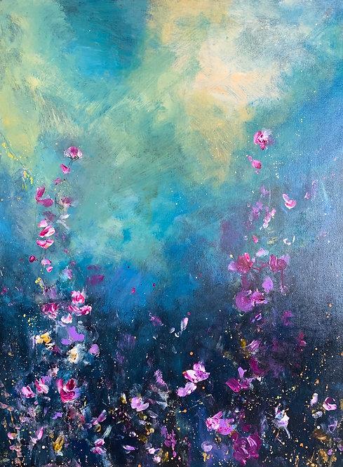 "Carrie Clayden - Adoration 48x36"""