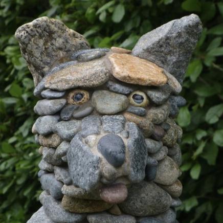 Michael Eckerman Stone Dog