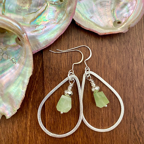 Seafoam on the Shoreline Earrings