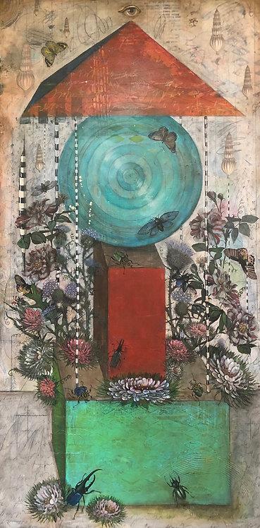 (SOLD) Chris Miroyan - Prayer Totem