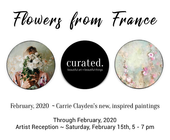 Flowers from France Carrie Clayden