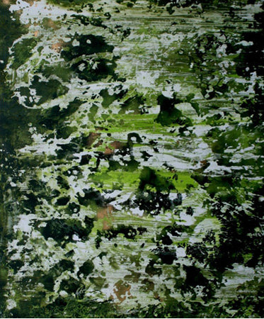 "Melissa Kreisa - Organic, 60x48"""