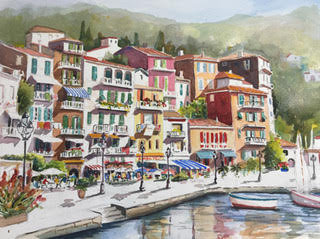 Sally Bookman -  France, Mediterranean Living