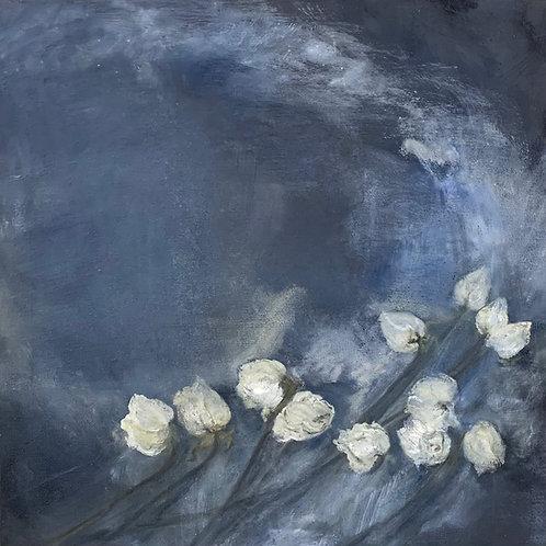 "Margaret Rinkovsky - The Seasons, Spring, 24x23"""