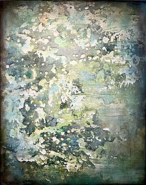"Melissa Kreisa - Organic #2, 60x48"""