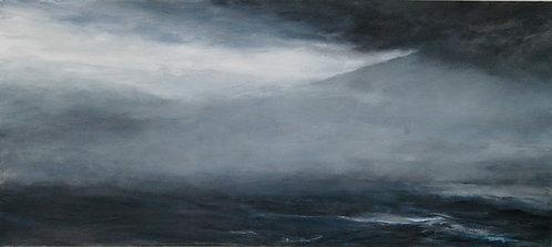 Margaret Rinkovsky - Sur Coast 1, 54x24