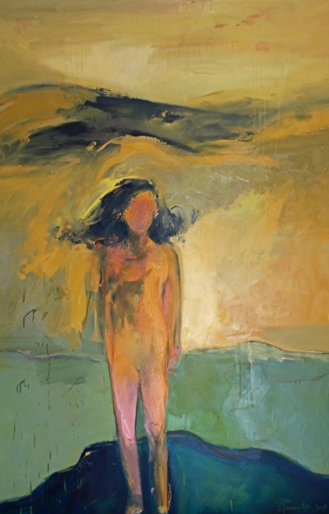 "Ursula O'Farrell - Divine Child, 72x54"""
