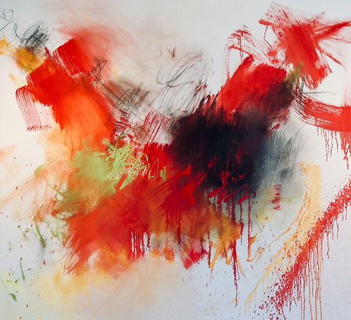 "Beth Shields - Passion, 30""x40"""
