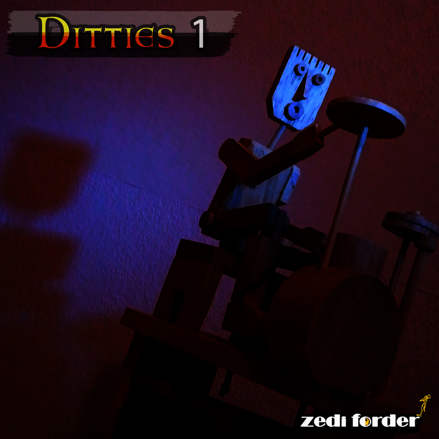 Zedi Forder Ditties 1 (EP)