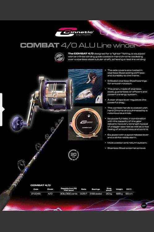 COMBAT 4/0 LINE WINDER
