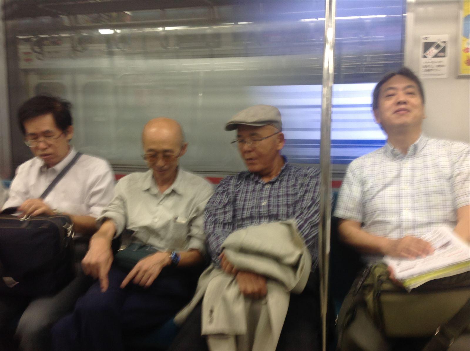 2014-09-13 弘大物理の会(つくば~東京)