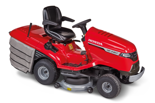 "Honda HF2417 HME Ride On Lawnmower 102cm/40"" K5 - Demo Model"