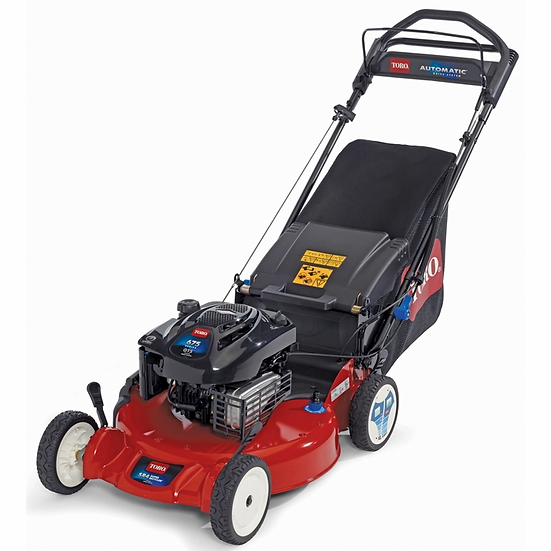 Toro SUPER RECYCLER® Self-Propelled Alloy Deck Lawnmower 53cm/21""
