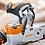 Thumbnail: Stihl MSA 120 C-B Battery Chainsaw