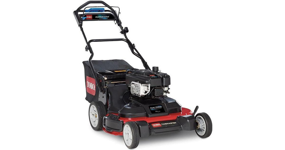 Toro TimeMaster® Twin Blade Self-Propelled Electric Start Lawnmower 76cm/30""