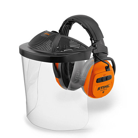 Stihl DYNAMIC BT-PC Face & Hearing Protection Set