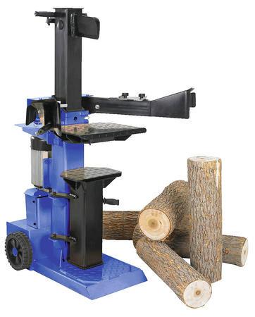 AMA Italy Yeti 9 Tonne Electric Log Splitter