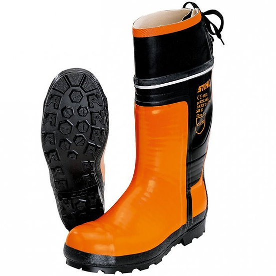 Stihl Rubber Chainsaw Wellington Boot