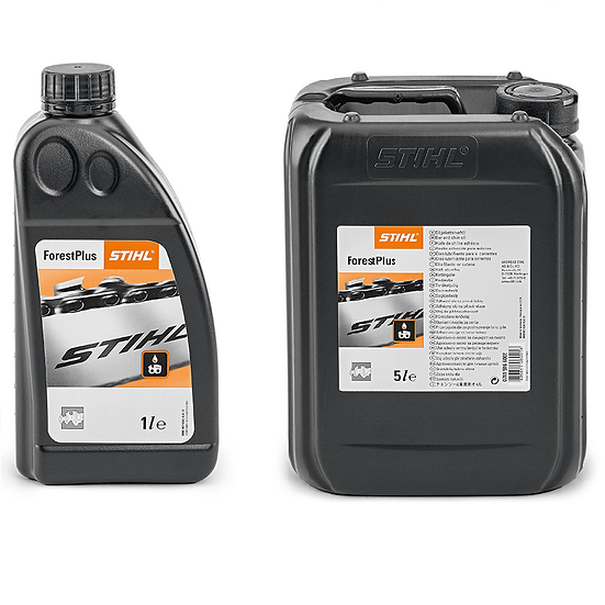Stihl Chain Oil - Forest Plus